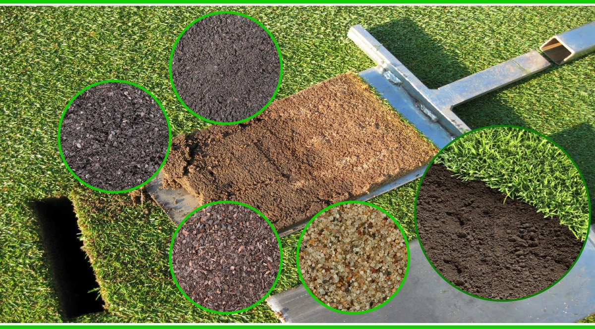 Lawn - Substrate Heavy & structured - ideal in mix with coarsed sand